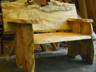 box-elder-bench