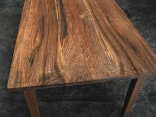 big walnut table zap