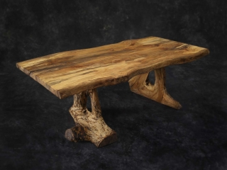split leg table