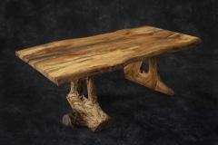split leg table