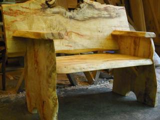 box-elder-bench